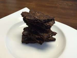 Fresh Recipe: Brownie Brittle