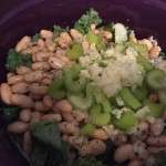 Fresh Recipe: Kale and White Bean Soup