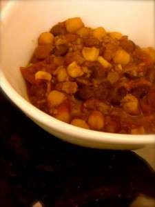 FRESH RECIPE: 3 Bean Chili