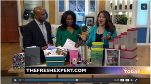 The Fresh Expert on Charlotte Today