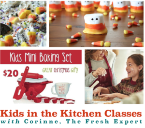 Fresh Classes: Kids in the Kitchen