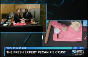 Fresh Recipe: Pecan Pie