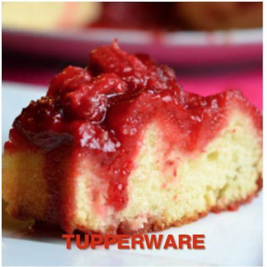 Fresh Recipe: Strawberry Upsidedown Cake